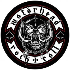 MOTÖRHEAD - Biker / Backpatch