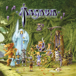 MAGNUM - Lost On The Road To Eternity / Digipak 2-CD