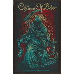 CHILDREN OF BODOM - Reaper / Patch