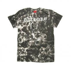 BATHORY - Goat (Black-White Tie Dye) / T-Shirt