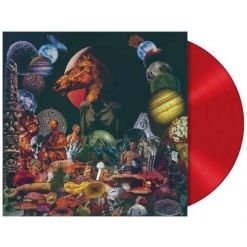 JESS AND THE ANCIENT ONES - The Horse And Other Weird Tales / RED LP