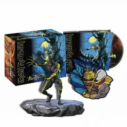 iron maiden - fear of the dark - collectors box