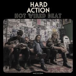 HARD ACTION - Hot Wired Beat / PURPLE LP