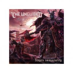 47472 the unguided fragile immortality cd death metal