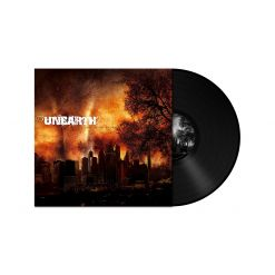 UNEARTH - The Oncoming Storm / BLACK LP