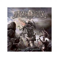 UNLEASH THE ARCHERS - Behold The Devastation / CD