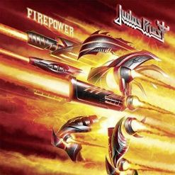 JUDAS PRIEST - Firepower / Deluxe Hardcover CD