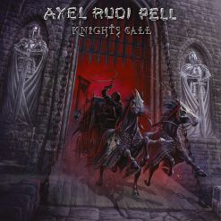 AXEL RUDI PELL - Knights Call / Digipak CD