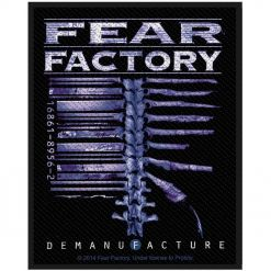 FEAR FACTORY - Demanufacture / Patch