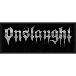 ONSLAUGHT - Logo / Patch