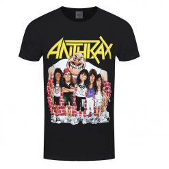 ANTHRAX - Euphoria Group Sketch / T-Shirt