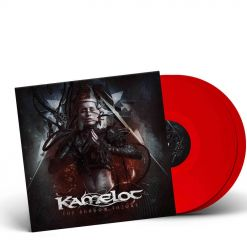 48428 kamelot the shadow theory red 2-lp power metal