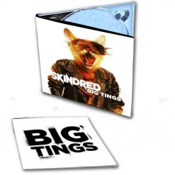 48453 skindred big things digipak cd crossover