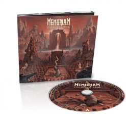 MEMORIAM - The Silent Vigil / Digipak CD