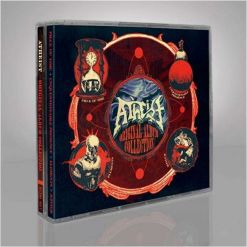 ATHEIST - Original Album Collection / 4-CD Box