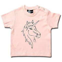 METAL-KIDS - Beatuy Einhorn / Baby T-Shirt