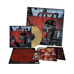 VOIVOD - War And Pain / GOLDEN Marbled LP