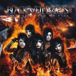 Set The World On Fire / CD