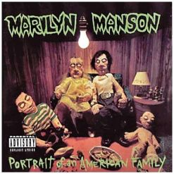 MARILYN MANSON - Portrait Of An American Family / CD