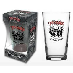 TANKARD - Alcoholic Metal / Beer Glass