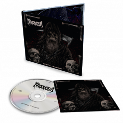 NERVOSA - Downfall Of Mankind / Digipak CD