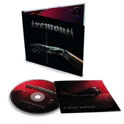 49827 tremonti a dying machine digipak cd alternative metal