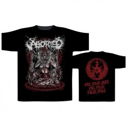 49882-1 aborted baphomet t-shirt