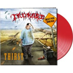 Thirst / CLEAR RED LP