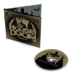 50090 candlemass house of doom digipak ep doom metal