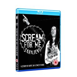 Scream for me Sarajevo / Blu-Ray
