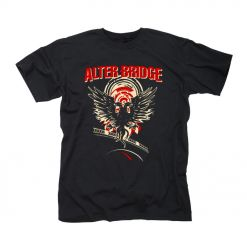 50340 alter bridge 25 years napalm records t-shirt n