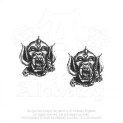 Warpig Ear Studs Pair