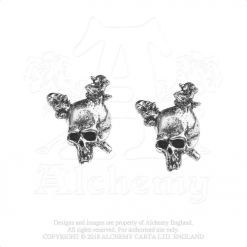 Damage Inc. / Ear Studs (Pair)