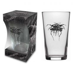 DARKTHRONE - Logo / Beer Glass