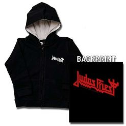 JUDAS PRIEST - Red Logo / Kids Hoodie
