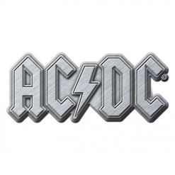 AC/DC - Metal Logo / Metal Pin Badge