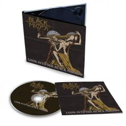 51092 black mirrors look into the black mirror digipak cd stoner rock