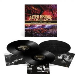 51197 alter bridge live at the royal albert hall featuring the parallax orchestra black 3-lp alternative metal