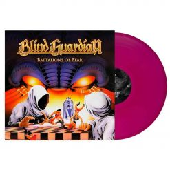Battalions of Fear VIOLET LP Gatefold