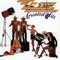 ZZ TOP - Greatest Hits / CD