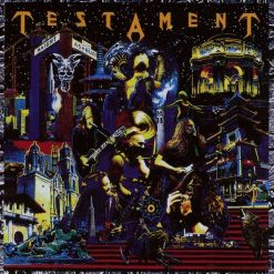 TESTAMENT - Live at the Fillmore / CD
