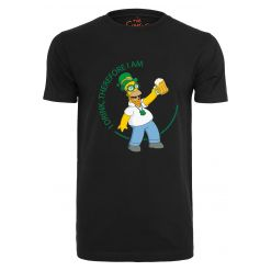 THE SIMPSONS - Homer Drink / T-Shirt