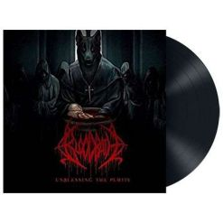 bloodbath unblessing the purity black vinyl