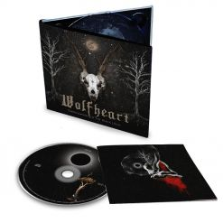 52255 wolfheart constellation of the black light digipak cd melodic death metal