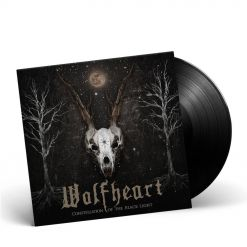 52256 wolfheart constellation of the black light black lp melodic death metal