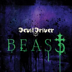 52314 devildriver beast digipak cd death metal