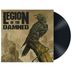 52382 legion of the damned ravenous plague black lp death metal