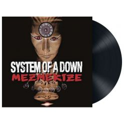 Mezmerize / BLACK LP