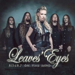 LEAVES EYES - Riders On The Wind / Single-CD