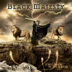 BLACK MAJESTY - Children of the Abyss / CD
